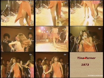 Tina Turner---live--Retro--1973--mega-sexy--legs