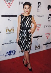 Камилла Белль, фото 1430. Camilla Belle Andrea Bocelli Foundation's 2011 Benefit Gala at The Beverly Hilton hotel on December 9, 2011 in Beverly Hills, California, foto 1430