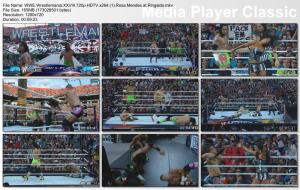 Diva Segments - WWE PPV - Wrestlemania XXVIII - 04/01/2012 - 720pHDTV - x264/MKV - 1280x720p