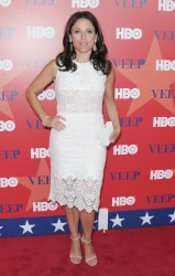 Julia Louis-Dreyfus - Veep screening, NYC - April 10 2012