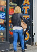 Mena Suvari Wearing Tight Jeans in Los Angeles on May 1, 2012