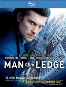 Download Man on a Ledge (2012) BluR`y 720p 650MB Ganool
