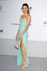 Isabeli Fontana @ 2012 amfAR's Cinema Against AIDS, Cannes, 24.05.12 - 4 HQ