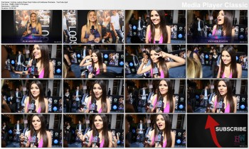 Victoria Justice at Footloose Premiere Videos