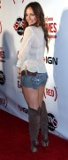 Briana Evigan - (RED) RUSH Games Party in Hollywood 06/07/12