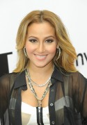 Adrienne Bailon - Something For Nothing The Art Of Rap Screening in NY 06/12/12