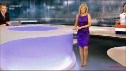Ulrike von der Groeben---11.06.2012--legs--RTL (Germany)