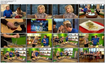 Pixie Lott - Something For The Weekend 18th December 2011