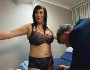 Kendra in la nude