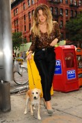 "Drew Barrymore *Taking Out The Puppy* @ ""Petland Discounts"" In Manhattan -August 24th 2010- (HQ X12)"